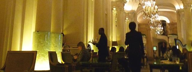 パリのカフェ La Galerie des Gobelins