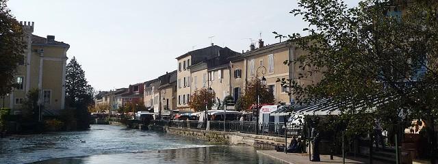 南フランス アンティークの村 ソルグ